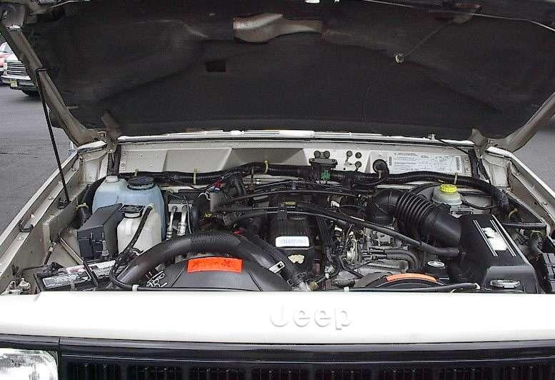 Jeep Cherokee Se  1995  U0433 U043e U0434 U0430  U0432 U044b U043f U0443 U0441 U043a U0430