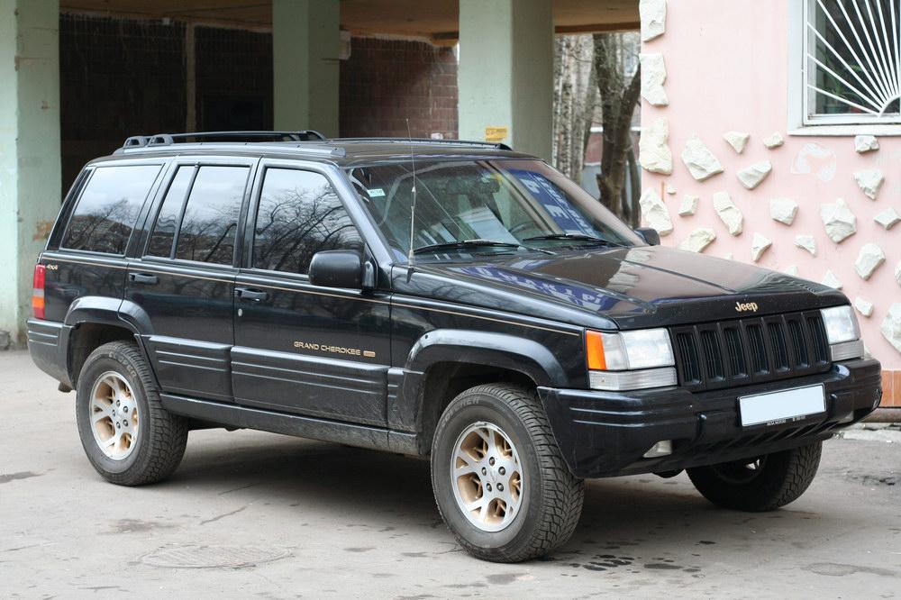 Fotos da Jeep Grand Cherokee ZJ - Fotos de carros