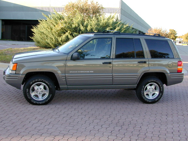 grand cherokee laredo special edition 1998. Black Bedroom Furniture Sets. Home Design Ideas