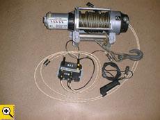 Ремонт лебедки электрической автомобильной своими руками 117