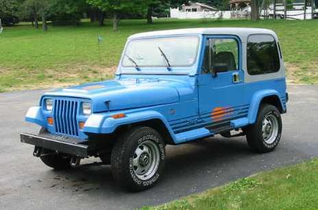 Azure Blue Jeep Wrangler Forum